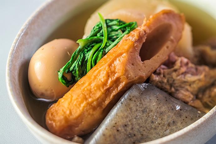 コトコト煮込んだおでんは口に入れると出汁があふれます | 三ノ宮産直市場